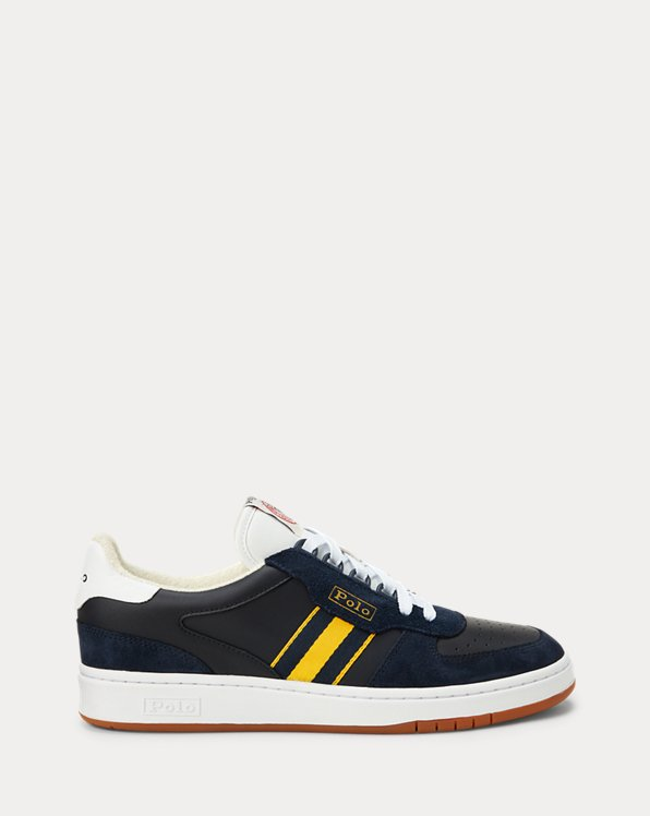 Court Leather Sneaker