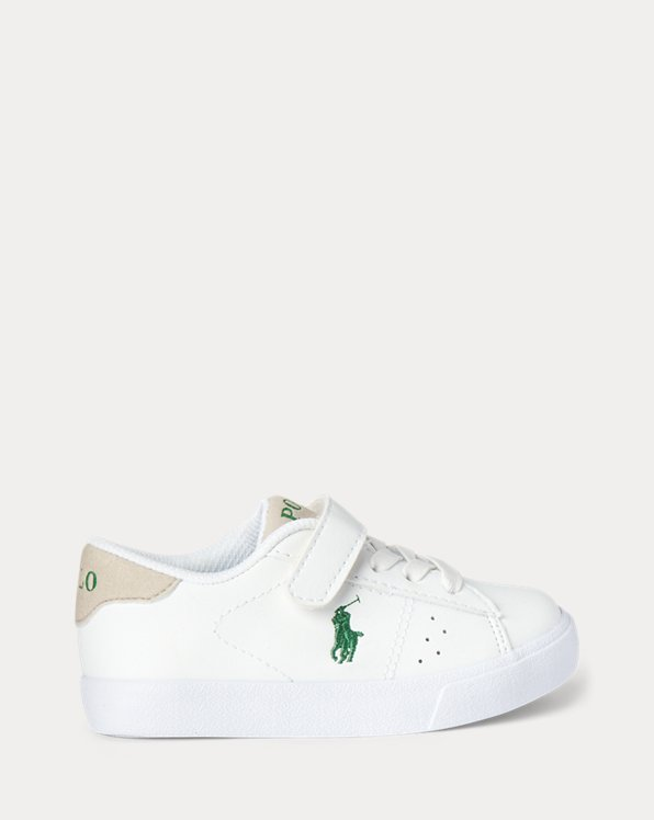 Theron Faux-Leather Sneaker