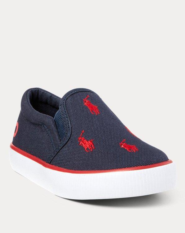 Bal Harbour Canvas Sneaker