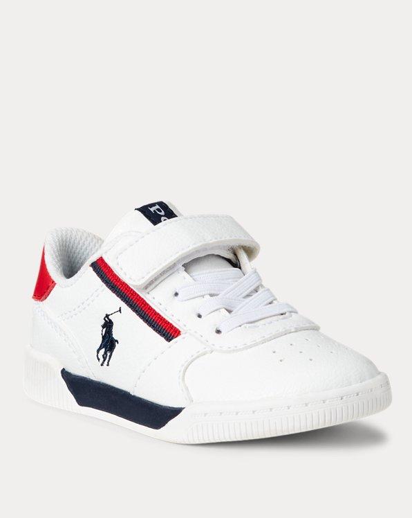 Keelin Faux-Leather Sneaker