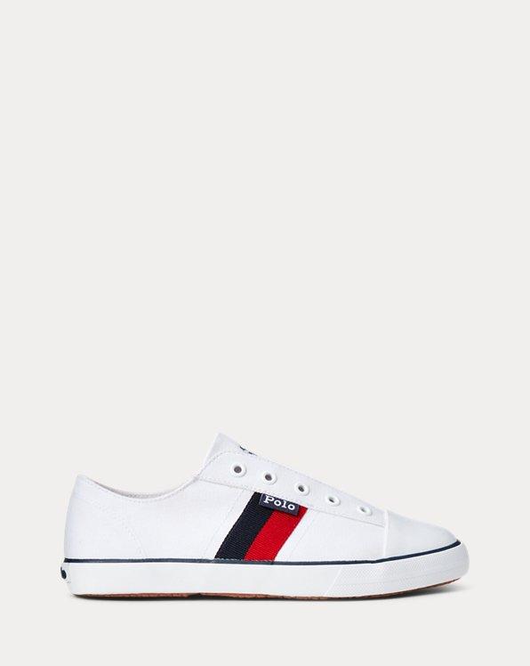 Robson Cotton Canvas Sneaker