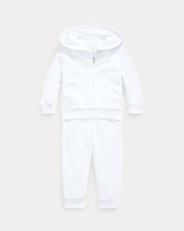 French Terry Hoodie & Pant Set
