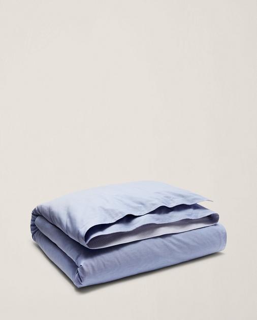 Reversible Oxford Duvet Cover
