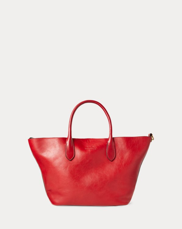 Leather Medium Bellport Tote