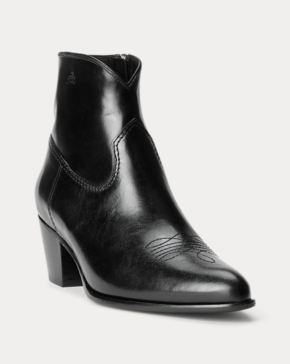 Lucille Leather Boot