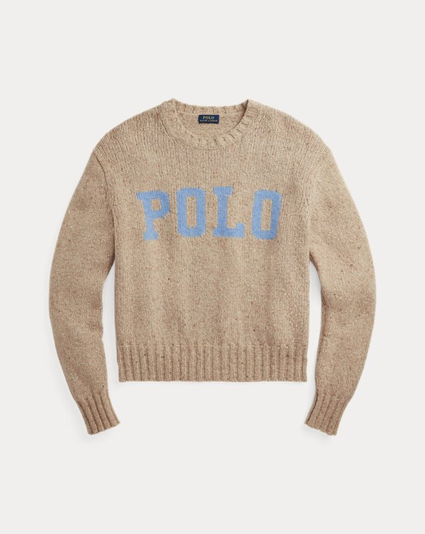 Polo Crewneck Jumper
