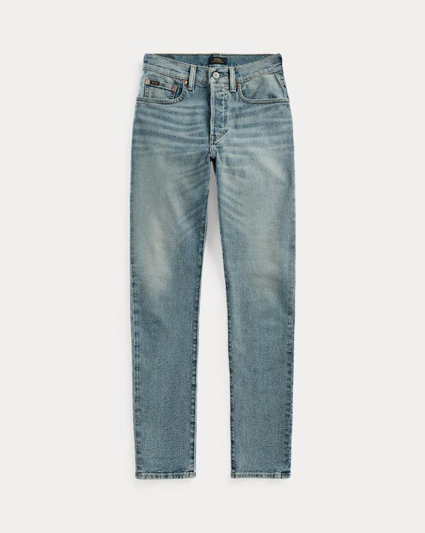 Callen High-Rise Slim Jeans
