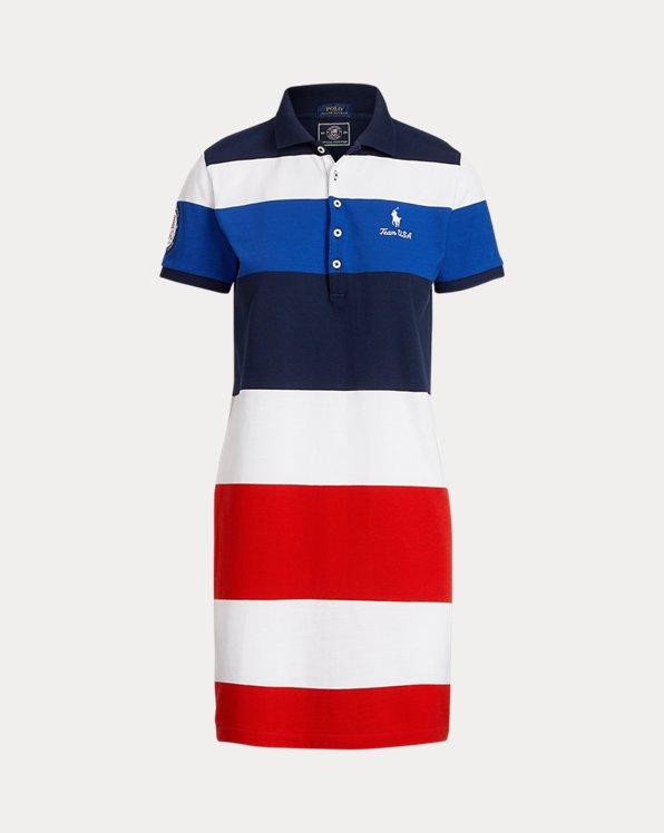Team USA Polo Dress