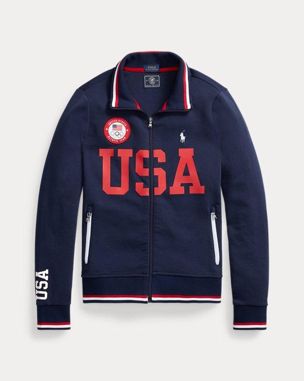 Team USA Track Jacket