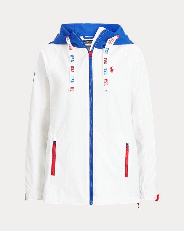 Team USA Windbreaker Jacket