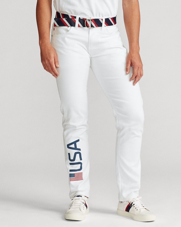 Team USA Closing Ceremony Jean