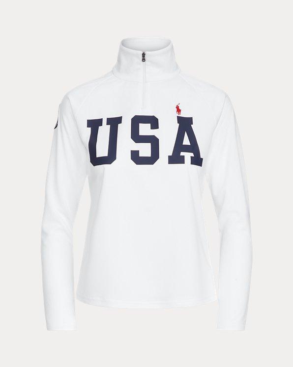 Team USA Quarter-Zip Pullover