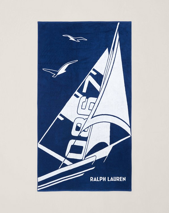 Claude Beach Towel