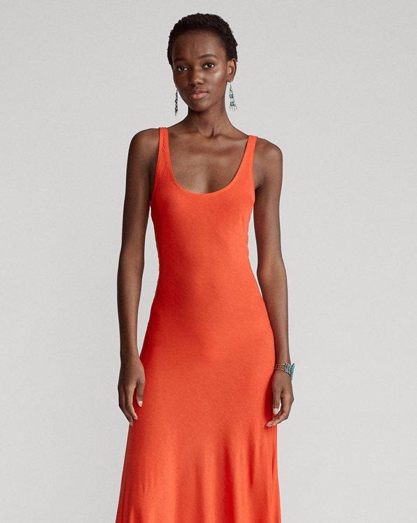 Robes De Soiree Combinaisons Femme Ralph Lauren Fr