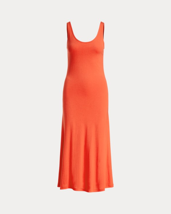 Jersey Sleeveless Dress