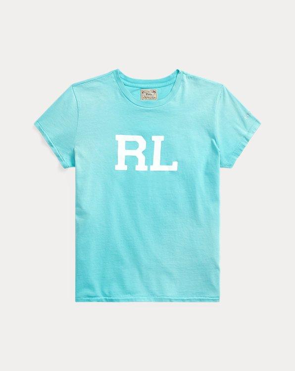 Maglietta in jersey di cotone RL