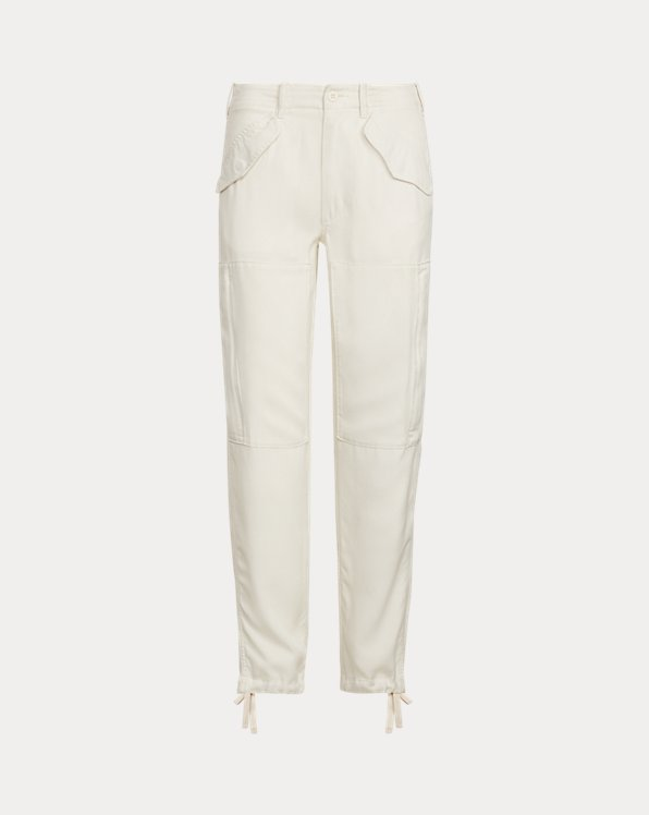 Twill Cargo Trouser