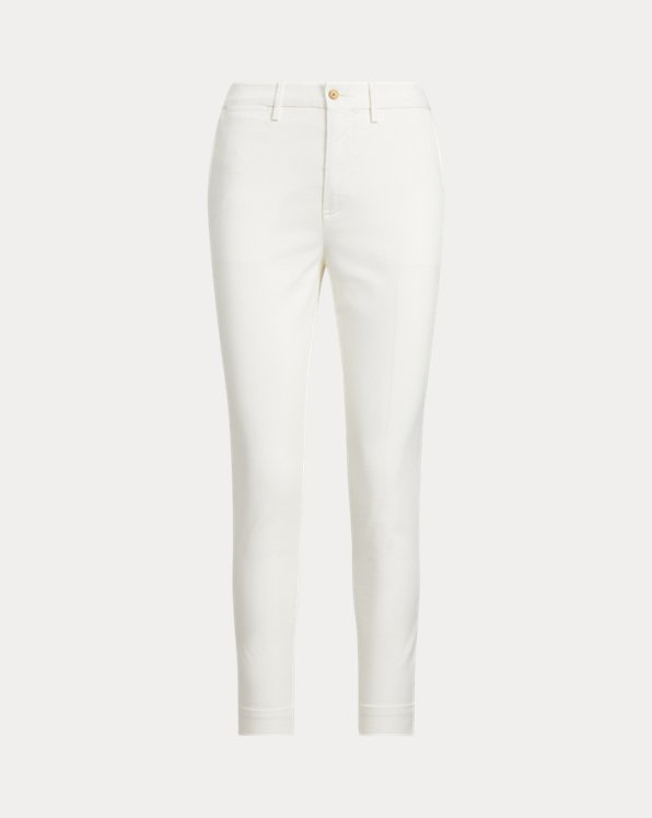 Pantaloni chino stretch Skinny-Fit