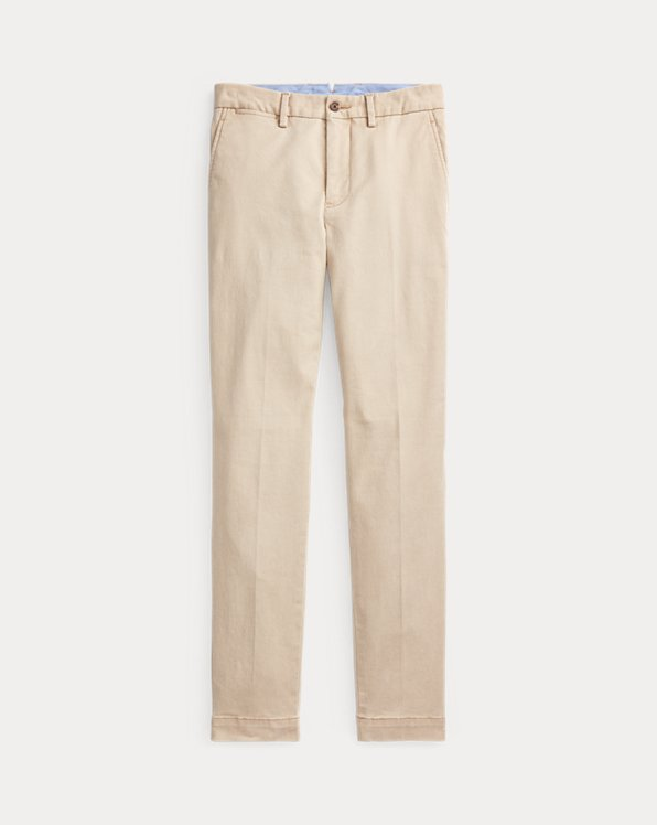 Stretch Chino Skinny Trouser