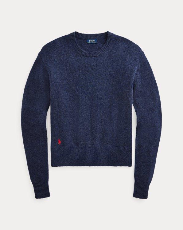 Wool-Blend Crewneck Jumper