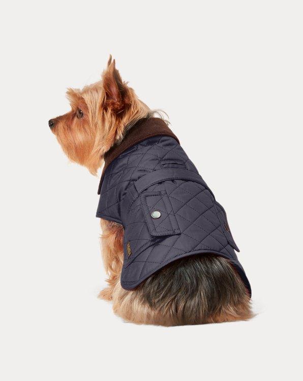 Fleece-Lined Dog Barn Jacket
