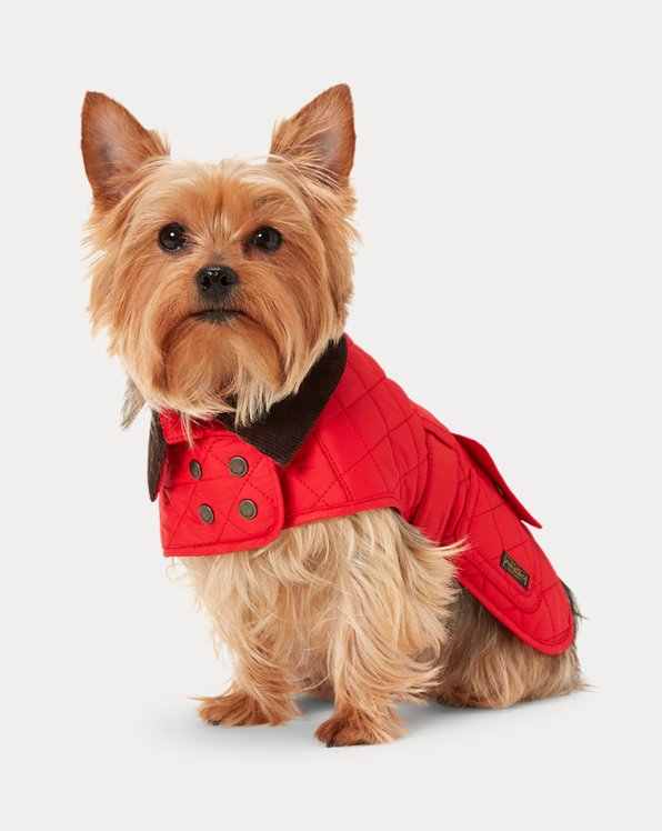 Fleece-Lined Dog Barn Jacket