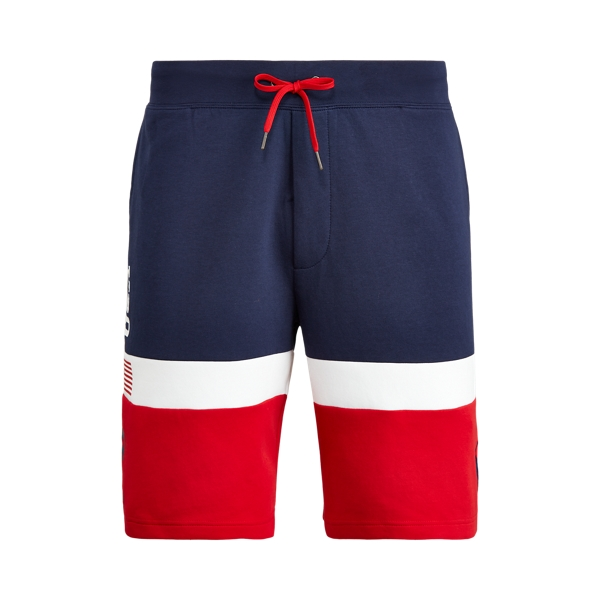 Ralph Lauren Team Usa 9.5-inch Short In Multi
