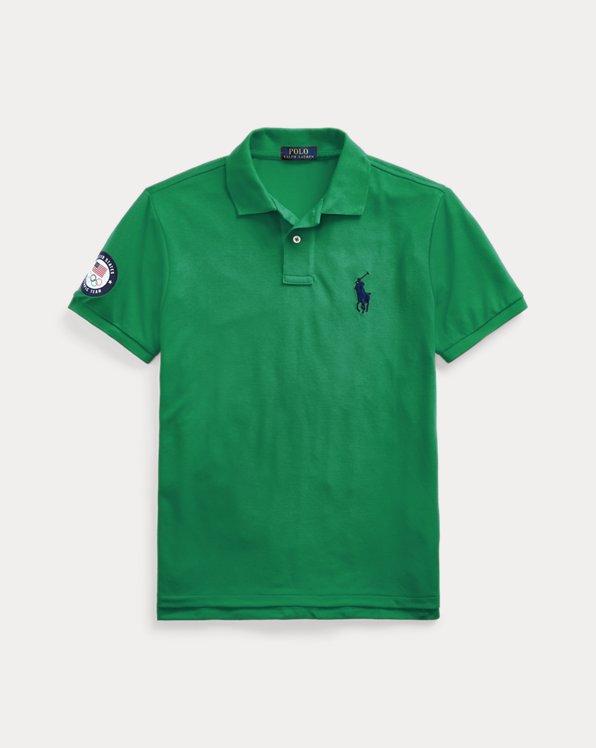 Team USA Earth Polo Shirt