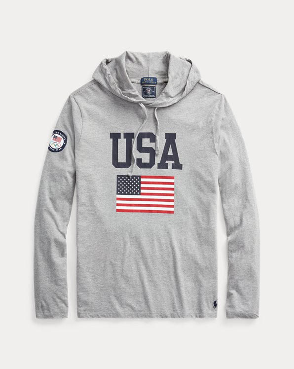 Team USA One-Year-Out Hooded T-Shirt