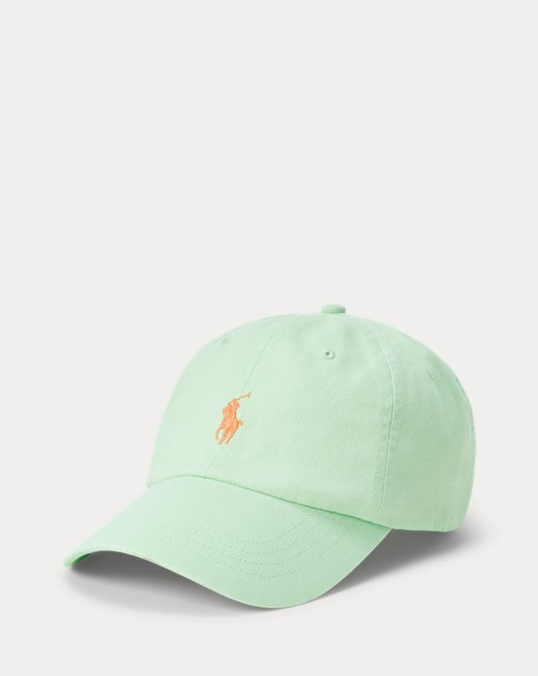 Cotton Chino Ball Cap