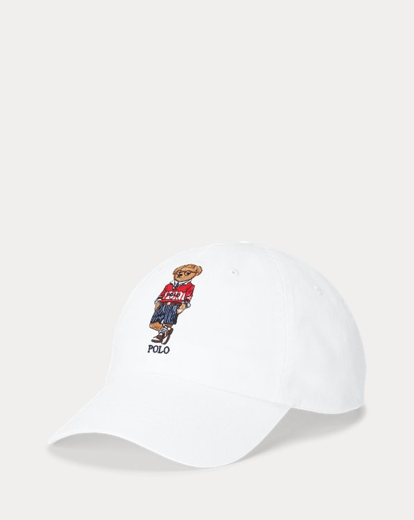 Rugby Bear Chino Ball Cap