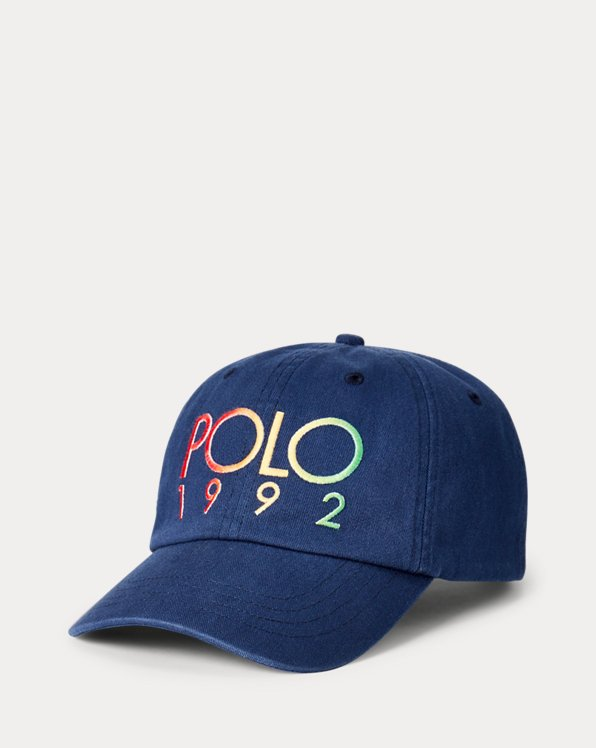 Polo 1992 Chino Ball Cap