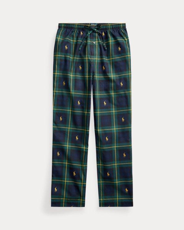 Cotton Jersey Sleep Trouser