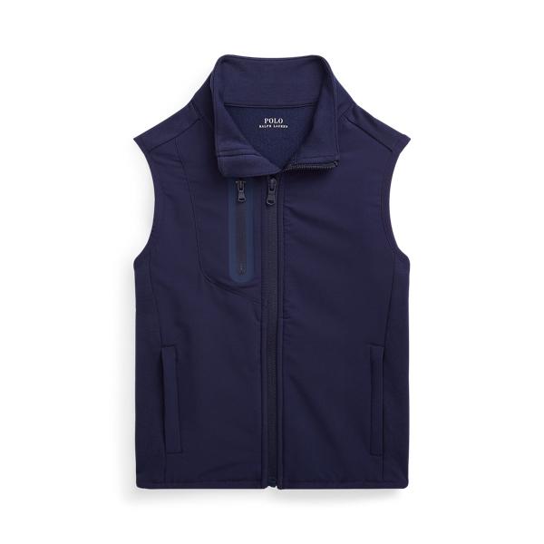 폴로 랄프로렌 남아용 보이즈 골프 조끼 Polo Ralph Lauren Performance Golf Vest,French Navy
