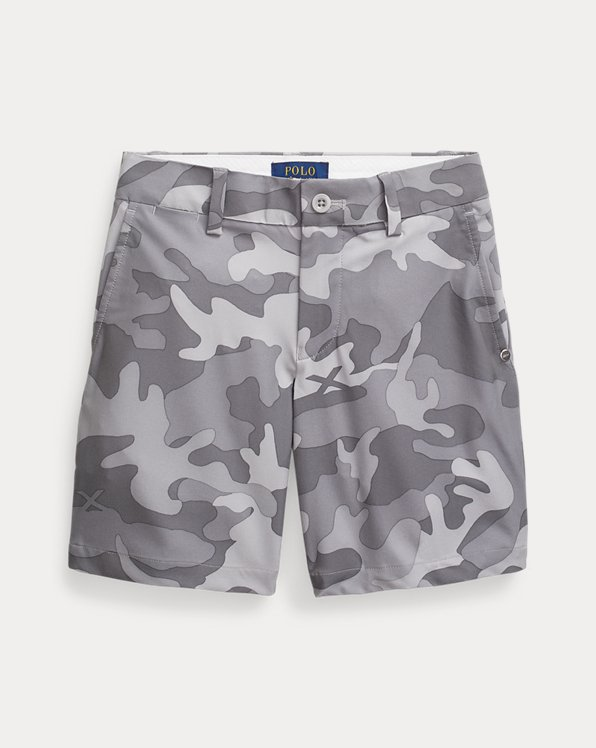 폴로 랄프로렌 Polo Ralph Lauren Four-Way-Stretch Golf Short,Grey Rlx Camo