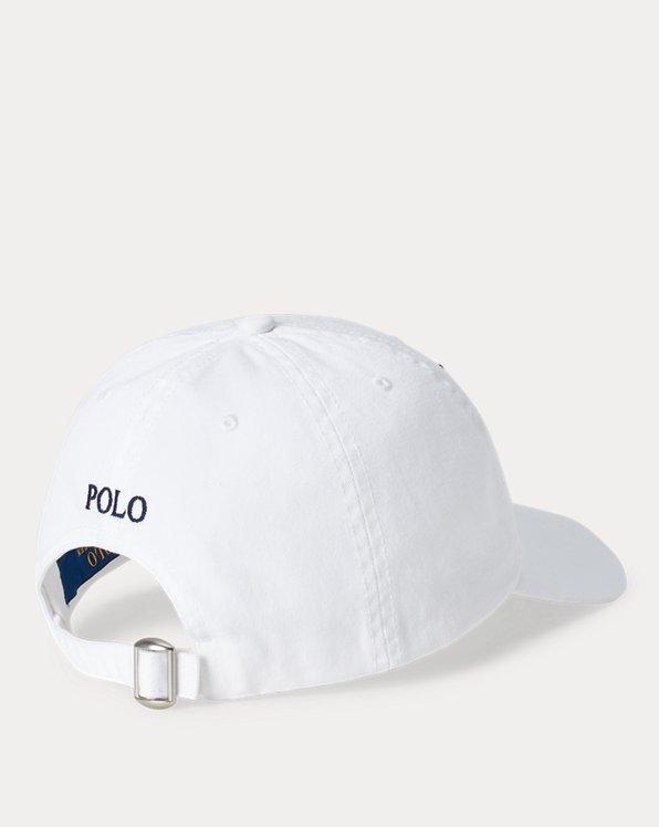 Shield Patch Chino Ball Cap