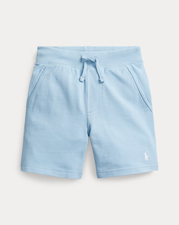 폴로 랄프로렌 Polo Ralph Lauren Cotton Mesh Short,Powder Blue