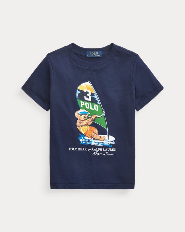 T-shirt coton Windsurf Bear