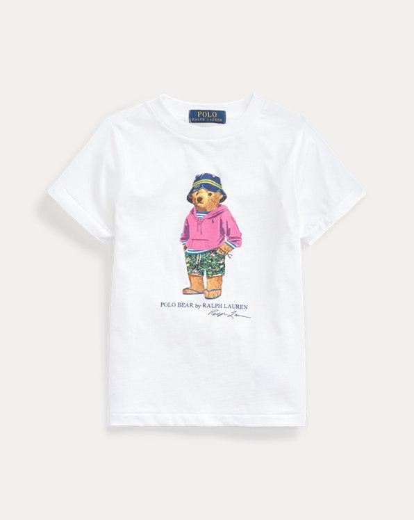 T-shirt jersey coton Beach Bear
