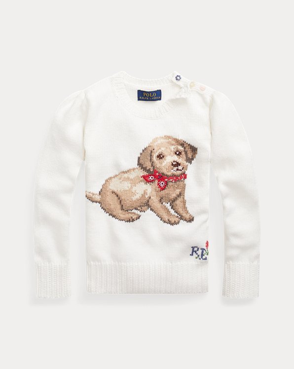 Dog Cotton Jumper