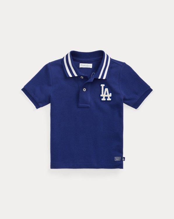 Ralph Lauren Dodgers Polo Shirt
