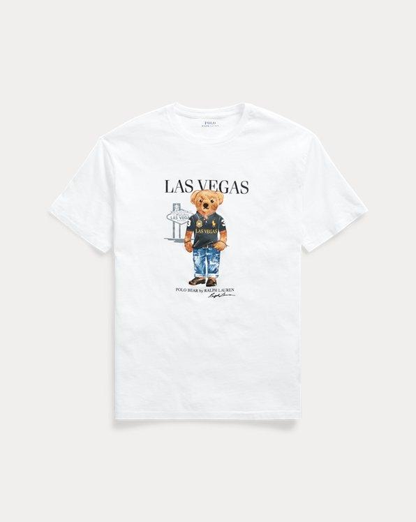 Las Vegas Bear Jersey T-Shirt
