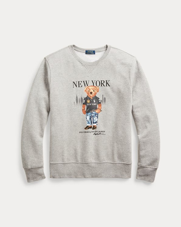 Polo Bear - New York Bear Sweatshirt