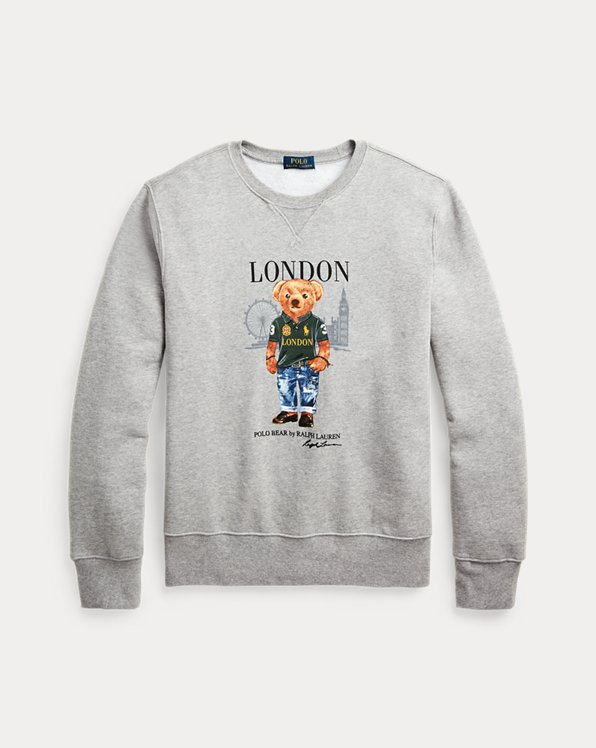 Polo Bear - London Bear Sweatshirt