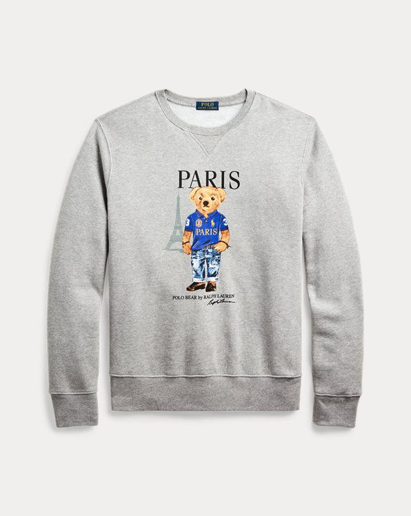 Polo Bear - Paris Bear Sweatshirt