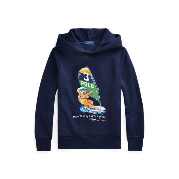 Polo Ralph Lauren WINDSURF BEAR FLEECE HOODIE
