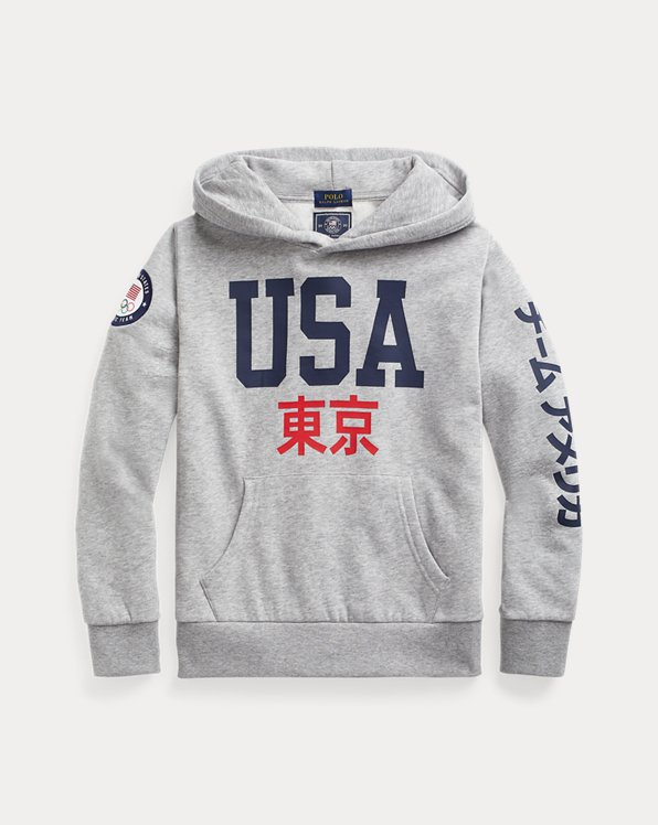 Team USA Fleece Hoodie