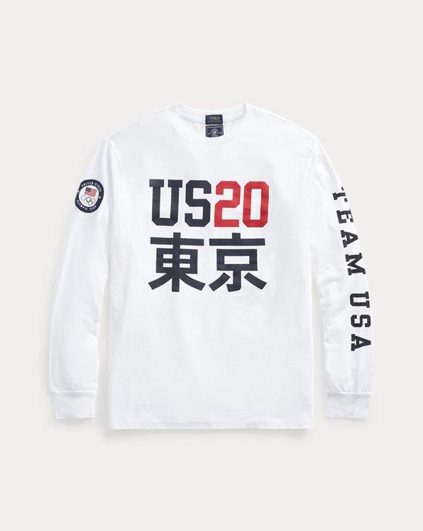 Team USA Jersey Long-Sleeve Tee