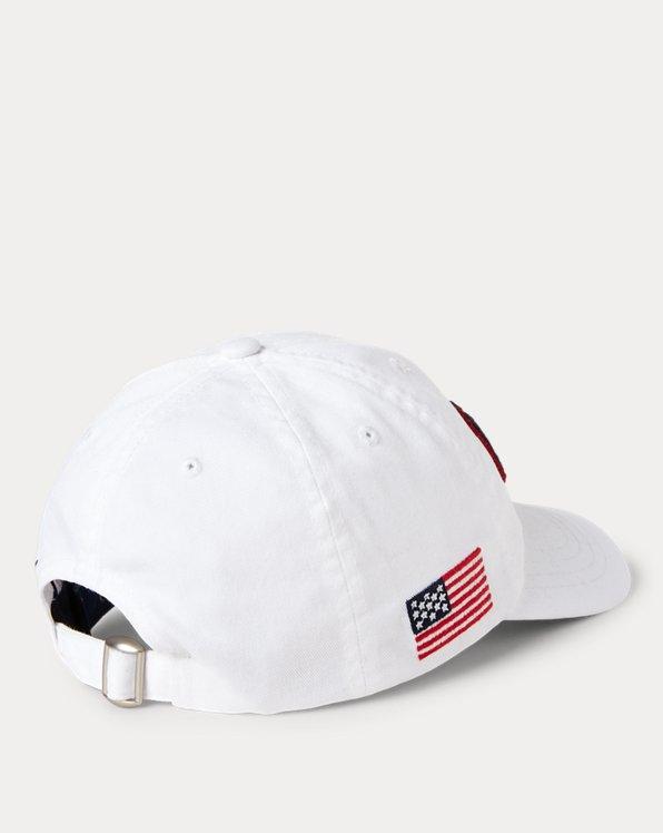 Team USA Chino Ball Cap
