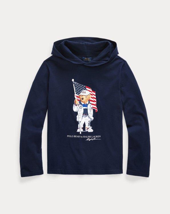ECOFAST Pure Team USA Polo Bear Tee